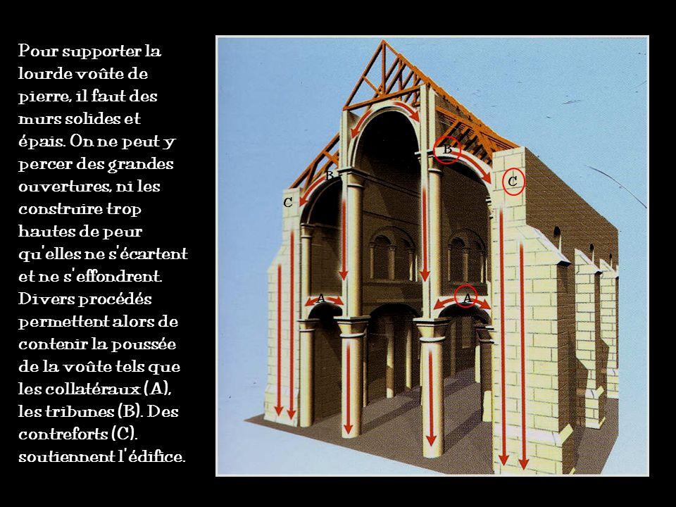 Lâge roman Larchitecture romane voit le jour dans les monastères vers 950 et gagne peu à peu les églises et les cathédrales. Elle emprunte beaucoup au