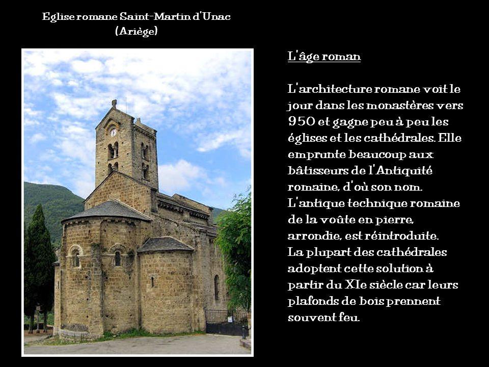 Eglise romane Saint-Nicolas à Brem/mer (Vendée)