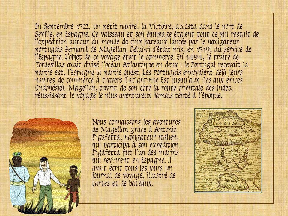 Ci-dessus, Amerigo Vespucci, homme daffaires florentin, au service de lEspagne et du Portugal qui explora la côte est de lAmérique du sud en 1499-1500