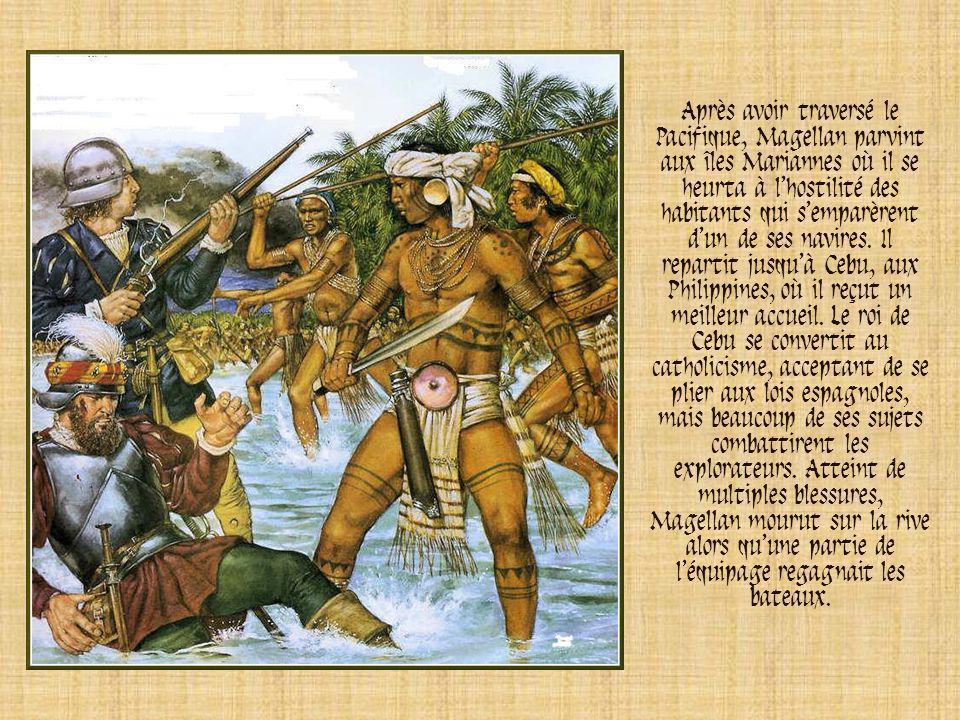 En Septembre 1522, un petit navire, la Victoire, accosta dans le port de Séville, en Espagne. Ce vaisseau et son équipage étaient tout ce qui restait