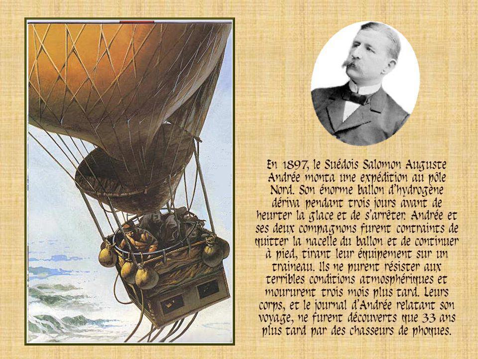 La navigateur et scientifique finlandais Adolf Erik Nordenskiöld ouvrit le passage du Nord-Est en 1878-1879. Il comprit quil pouvait réussir lorsquil