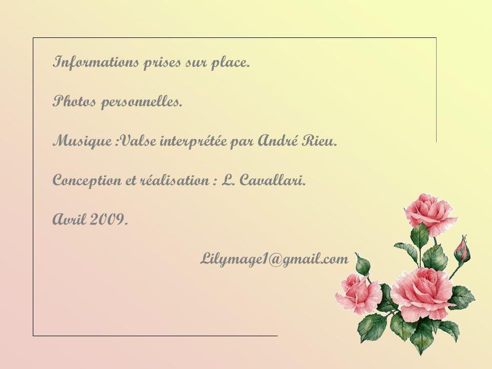 1864 - Le 14 Septembre, Béatrice Charlotte nait à lhôtel Talleyrand, 2 rue Saint-Florentin à Paris. 1883 - Béatrice épouse à 19 ans, un banquier de 34