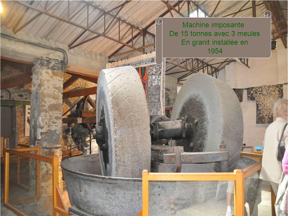 Dans un lieu chargé dhistoires avec ses machines anciennes, le moulin à papiers de BROUSSES propose la découverte dun produit extraordinaire LE PAPIER