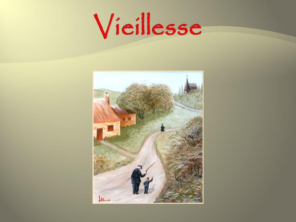 Poème : Vieillesse © de Robert Serge Hanna Images : Peintures de Léo Beaulieu Trame musicale : AUBE de Claude Léveillé