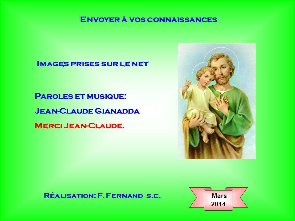 .. Saint Joseph, Obtiens-moi sa lumière pour rester en Lui toujours présent.