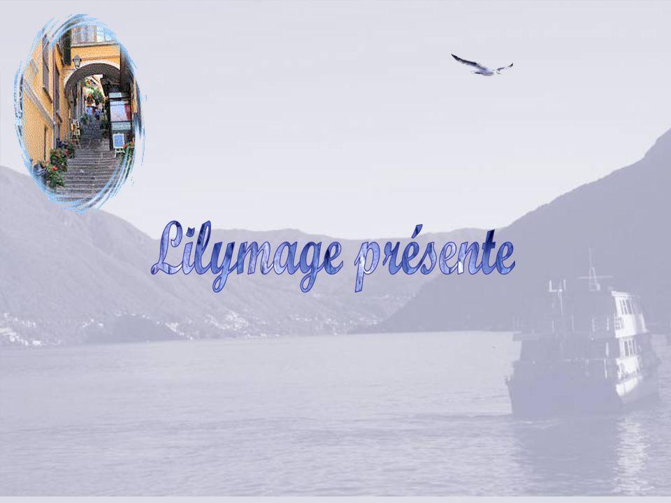 Bellagio est situé sur un promontoire divisant le lac qui forme à louest le bras de Côme, à lest le bras de Lecco et au nord le bras de Colico.