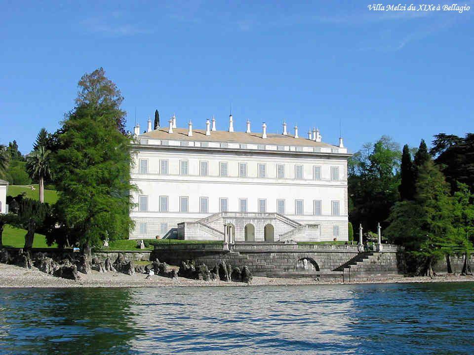 Promenade au bord du lac à Bellagio