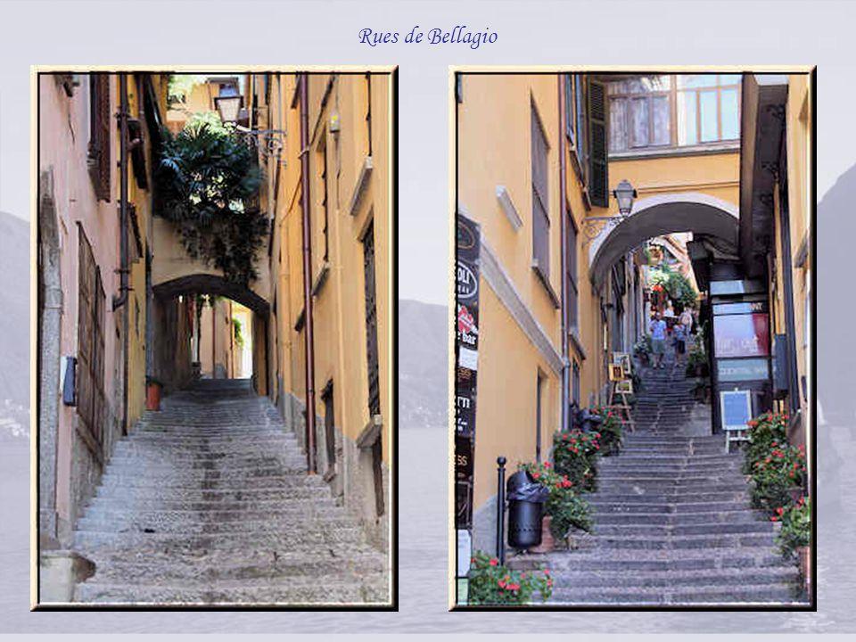 Villa Melzi du XIXe à Bellagio