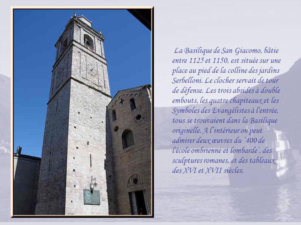 Place de léglise San Giacomo