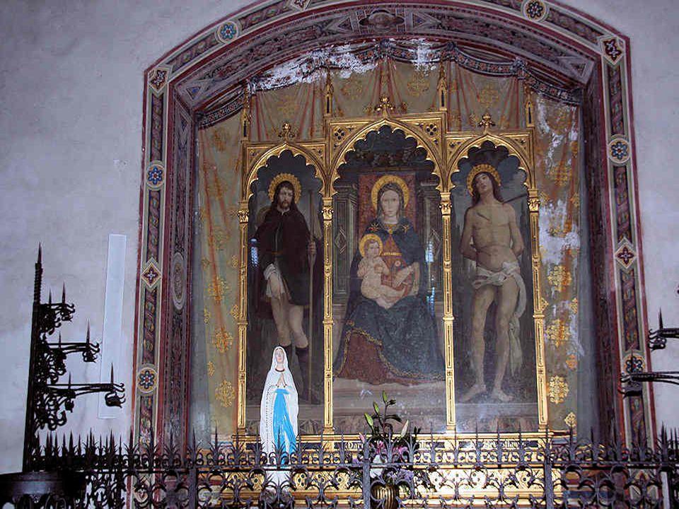Crucifix du Xe siècle