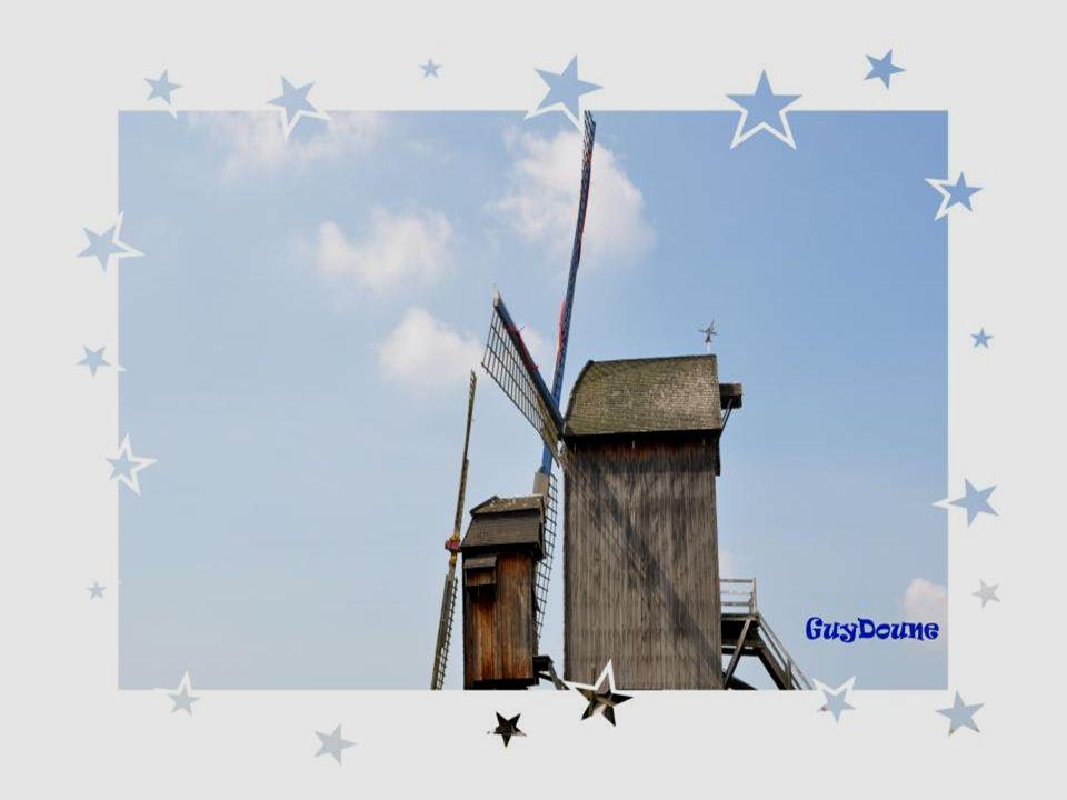 Petit musée entièrement consacré à la restauration des moulins en ruine.