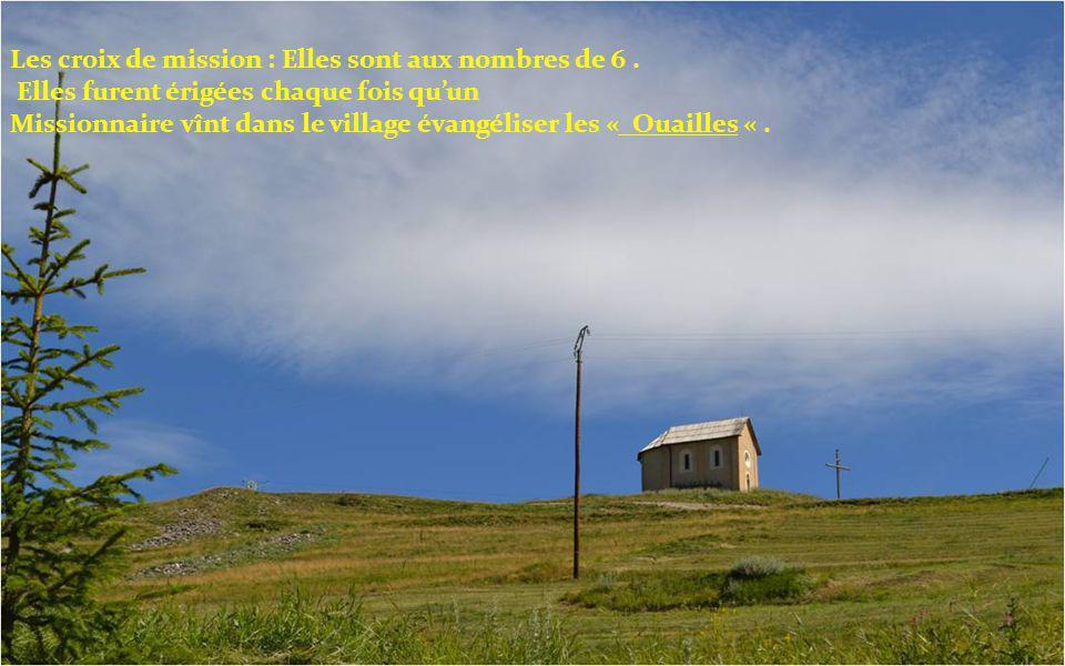 Un Italien célèbre dans toutes les Hautes Alpes et le Queyras En particulier: Giovanni Francesco Zarbula a signé un grand nombre de cadrans solaires.