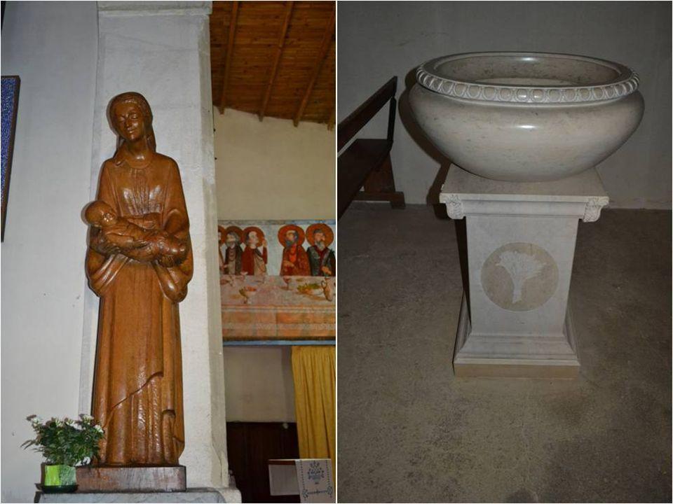 Le tombeau et le portrait du chamoine Aristode