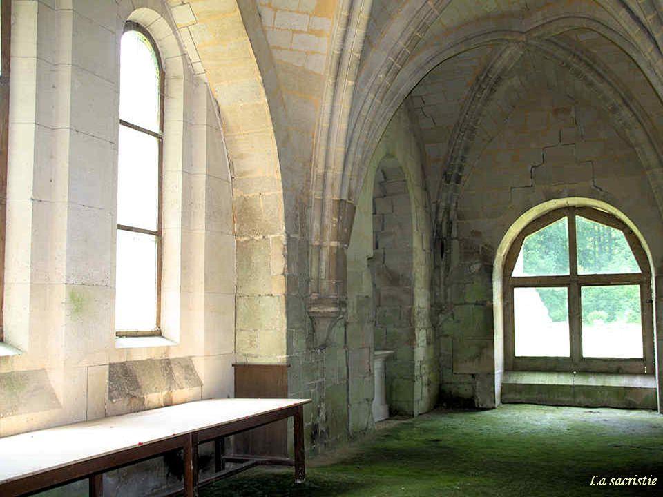 La salle des moines