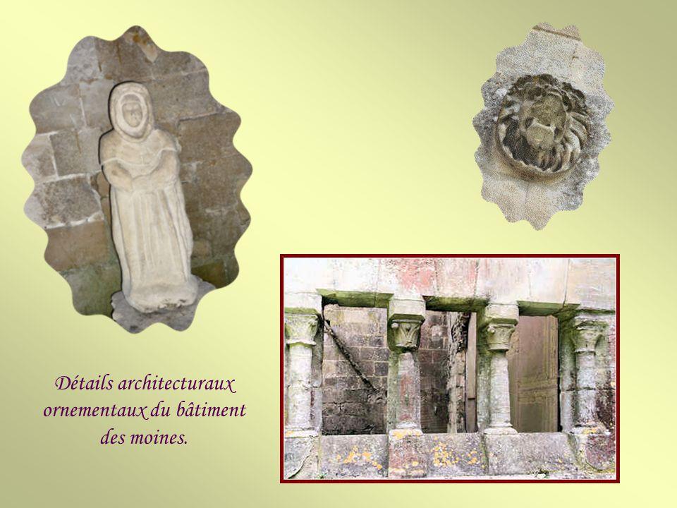 La sacristie