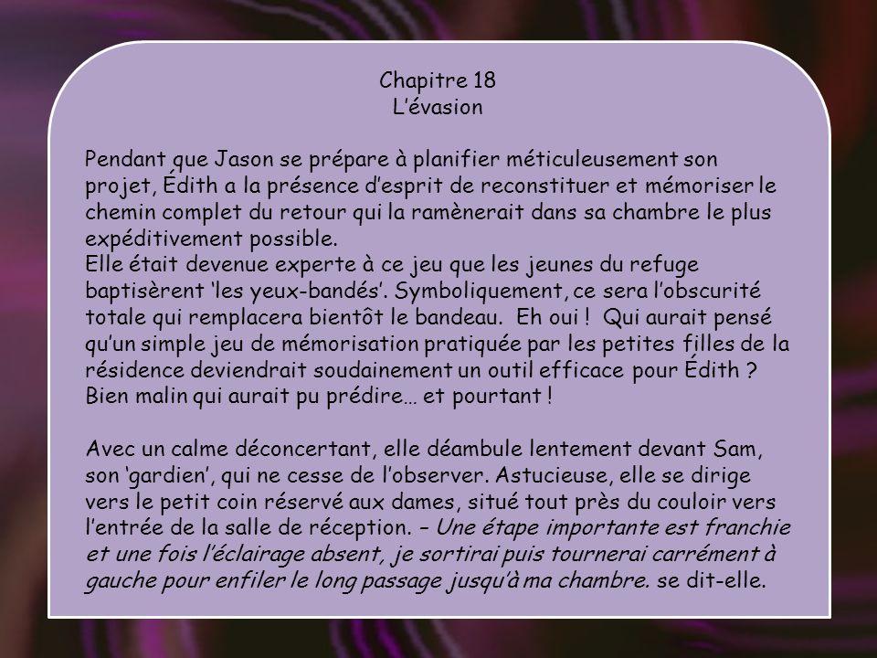 2020 Roman inédit de Léo Beaulieu première Chapitre 18 - première partie LÉvasion première Chapitre 18 - première partie LÉvasion
