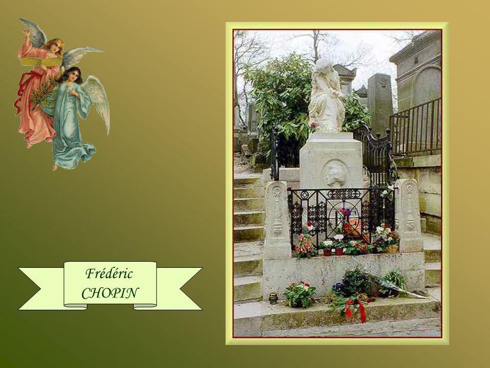 Frédéric Chopin ( 1810-1849 ) est un compositeur et pianiste polonais.