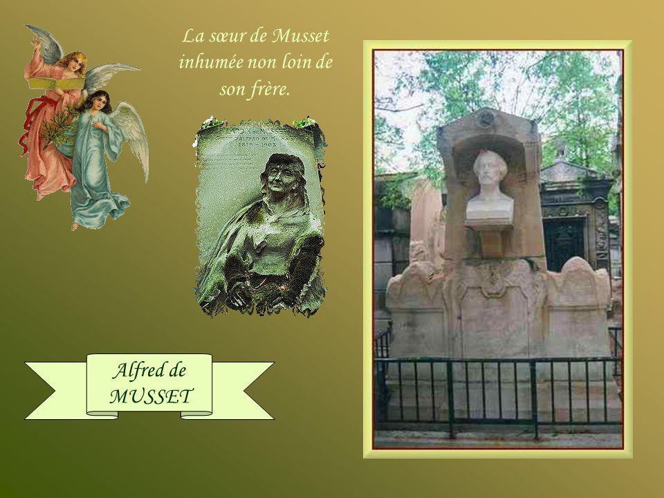 Alfred de Musset ( 1810-1857) est un écrivain français.
