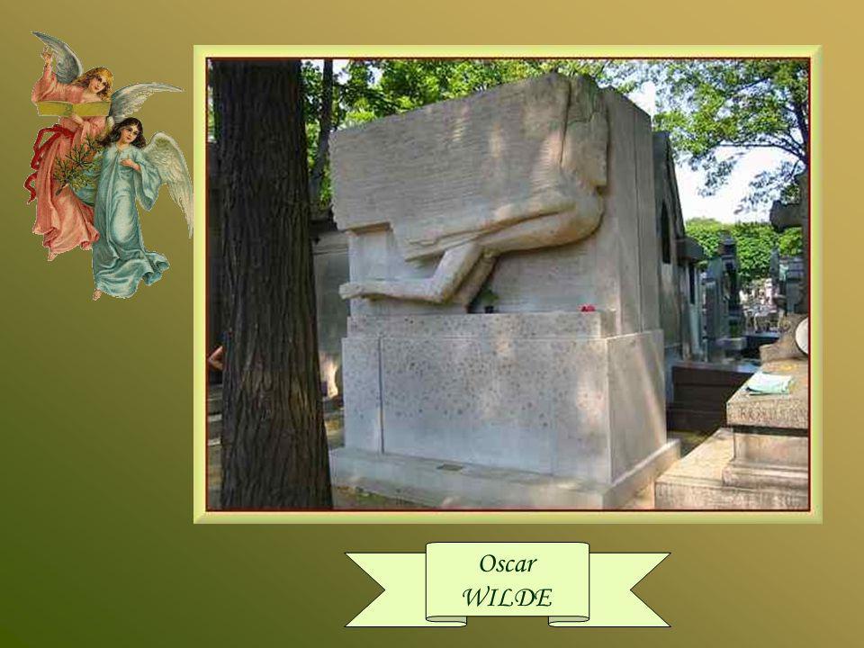 Oscar Wilde ( 1854-1900 ) est un écrivain irlandais né à Dublin et mort à Paris.