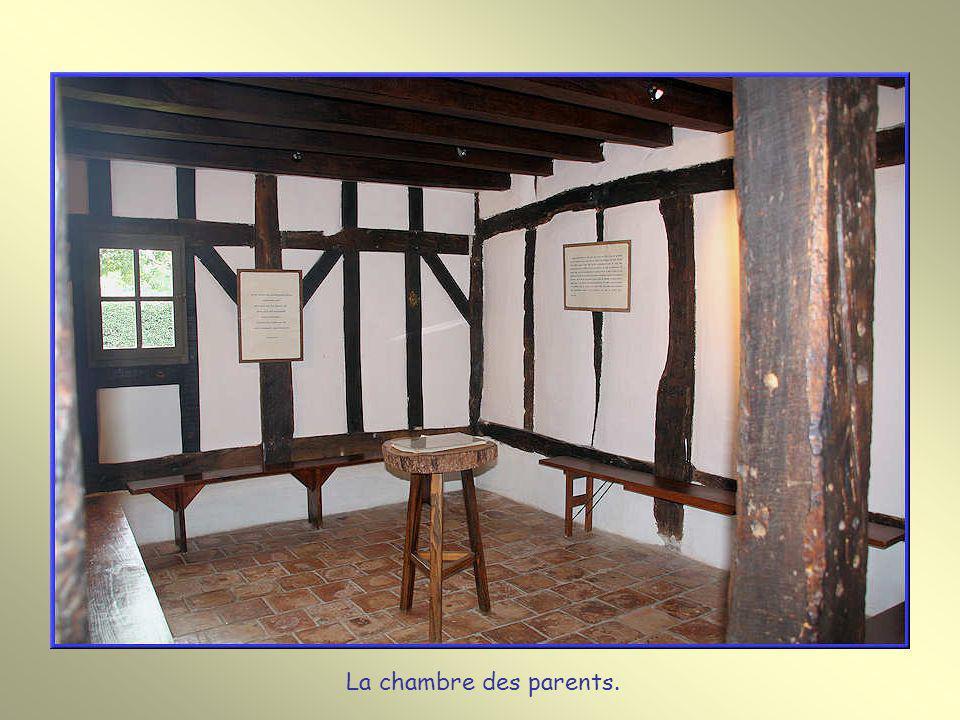 La chambre du fils aîné.