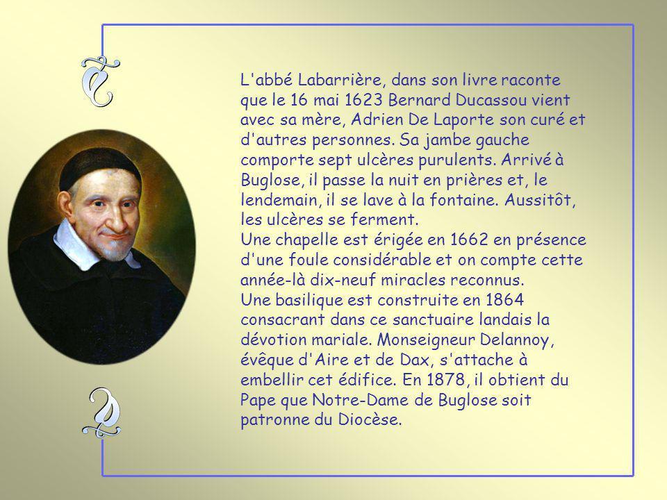 Cest grâce à Mgr Delannoy, nostalgique des carillons des Flandres, que la basilique senorgueillit du contenu de son clocher.