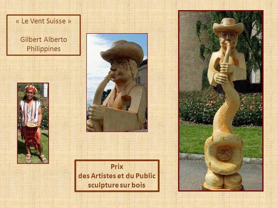 Ewald Brigger (Maître sculpteur) depuis 1992, Fondateur du Symposium. En 2000, il a créé une École de Sculpture à lIle Maurice. Elle a accueilli depui