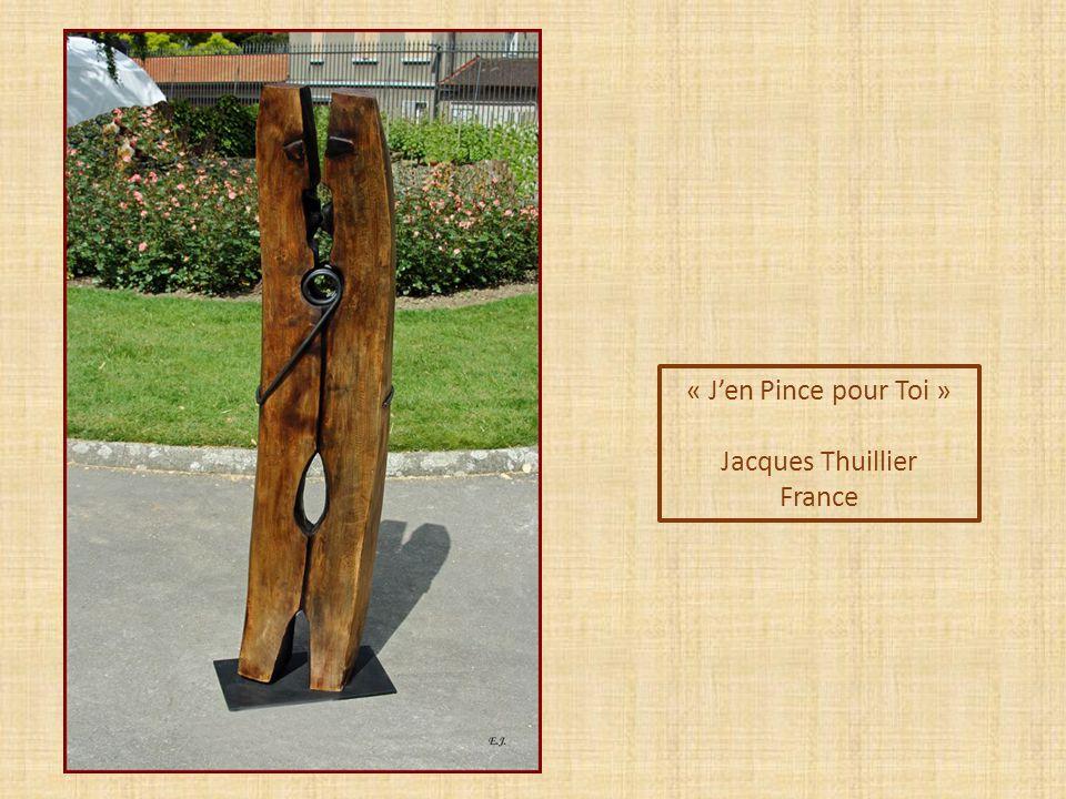 « Jen Pince pour Toi » Jacques Thuillier France