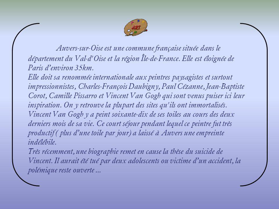 Outre un parc magnifique où il fait bon flâner, le château propose un parcours-spectacle « Voyage au temps des impressionnistes » qui nous emmène sur les traces des grands maîtres de la peinture ayant marqué Auvers-sur-Oise : Daubigny, Pissarro, Cézanne, Van Gogh …