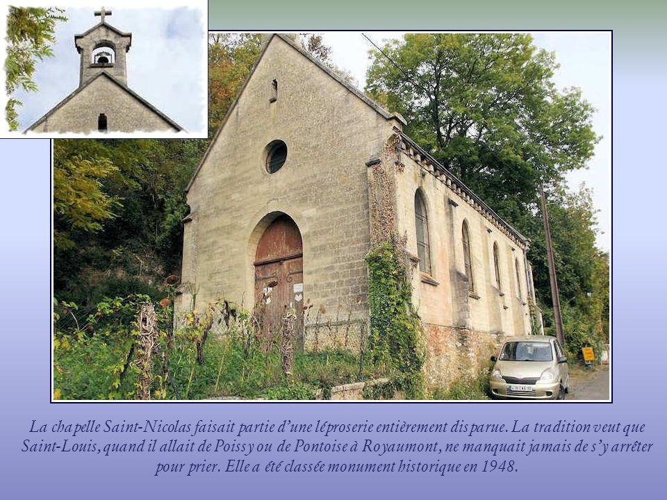 Chapelle Saint-Nicolas