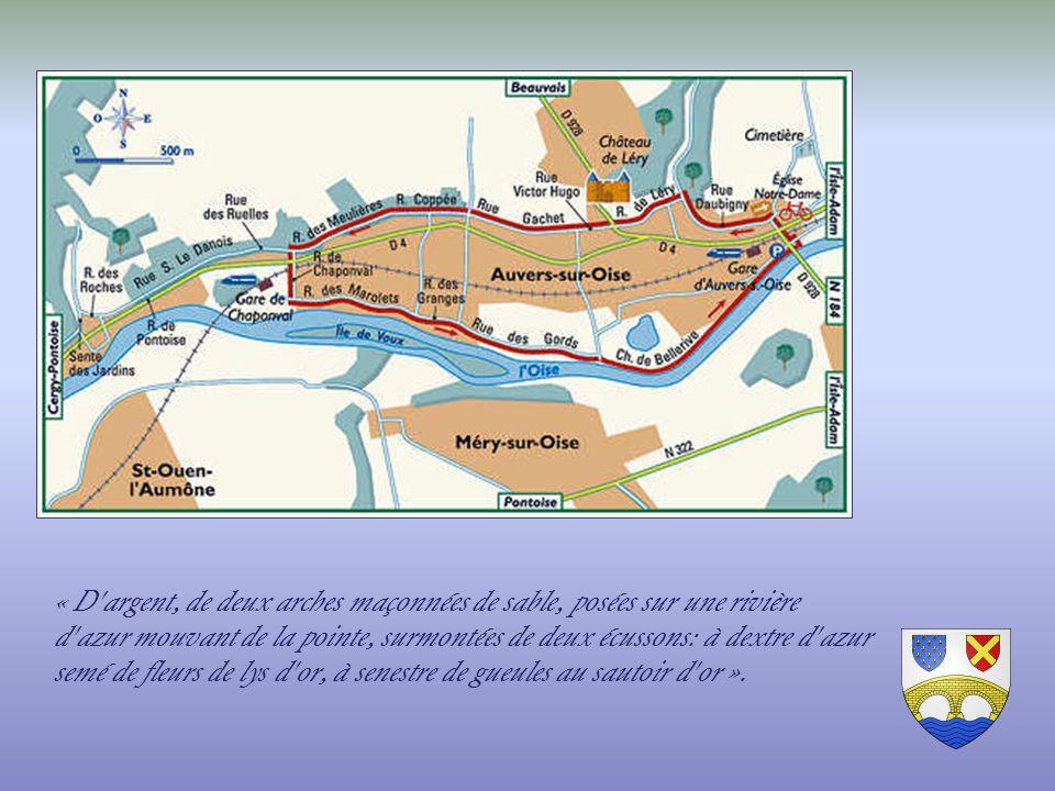 Auvers-sur-Oise est une commune française située dans le département du Val-d Oise et la région Île-de-France.