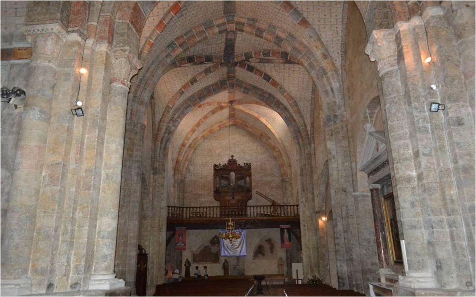 Le palais des évêques