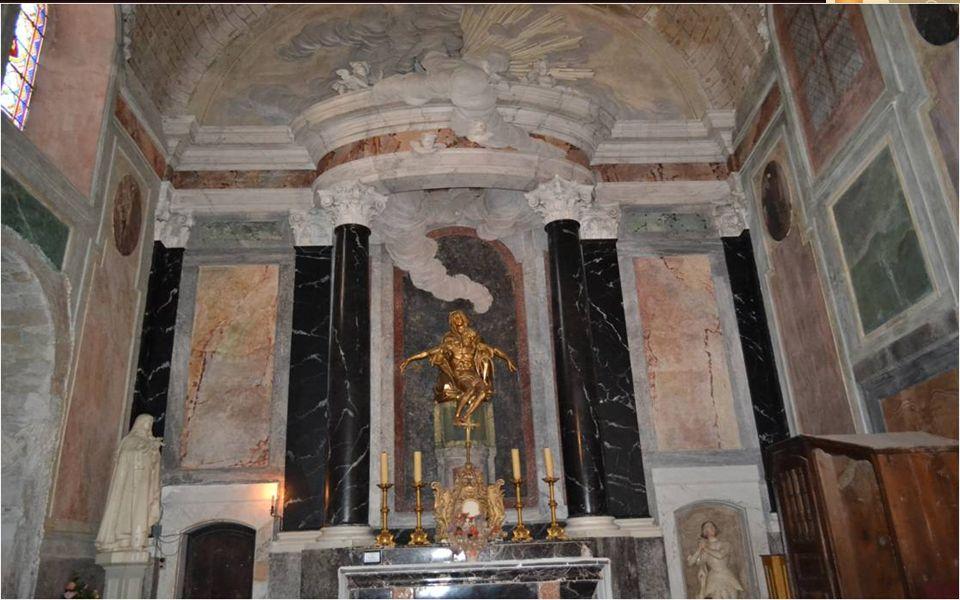 Le palais des évêques ( en restauration aujourdhui)