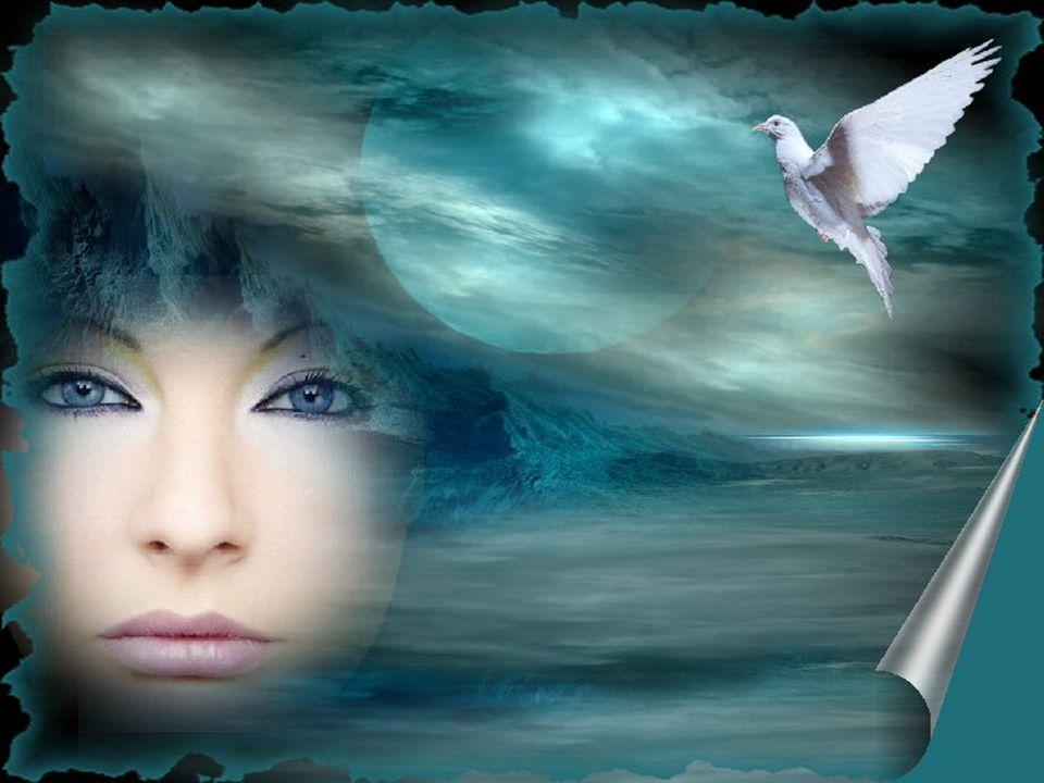 Votre confiance devient votre ressource intérieure… Dans votre tète…de nouveaux courants célestes… Vous ont apporté une si belle tendresse… Doucement,