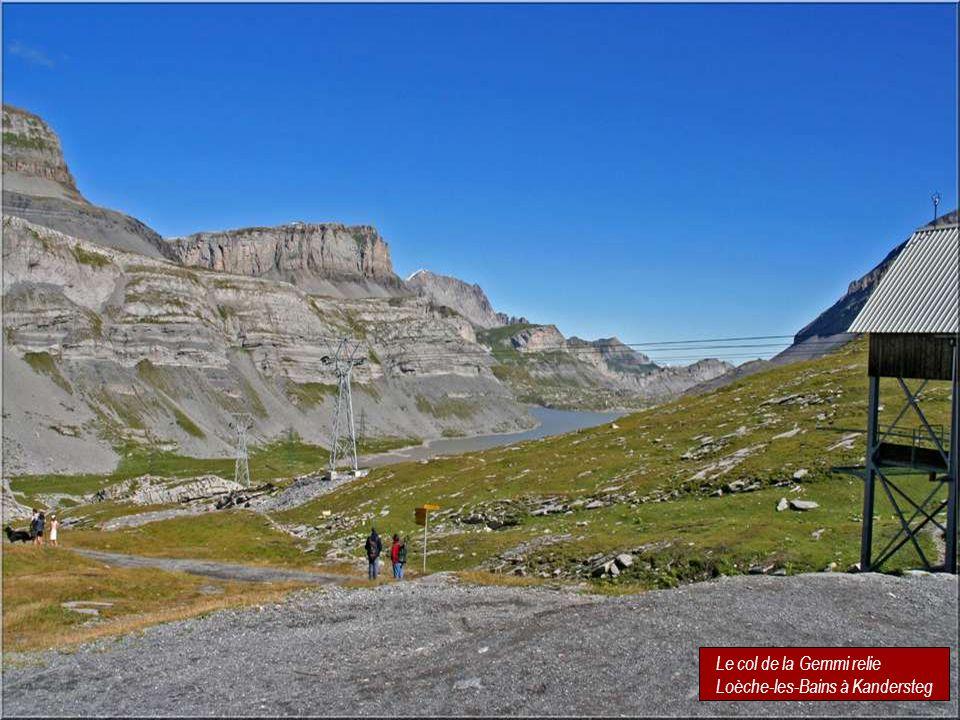 Daubenhorn 2942 m.