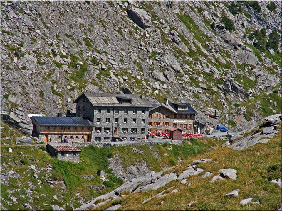 Rinderhorn 3453 m.