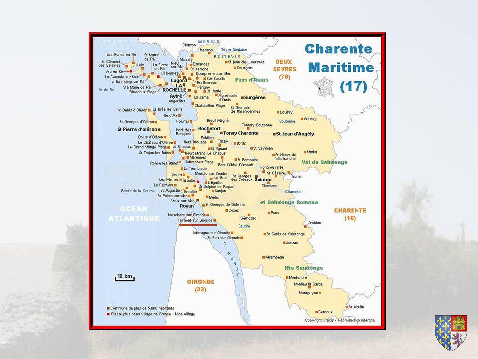 Talmont-sur-Gironde est une commune du sud-ouest de la France, située dans le département de la Charente-Maritime. Ancienne bastide fondée par le roi