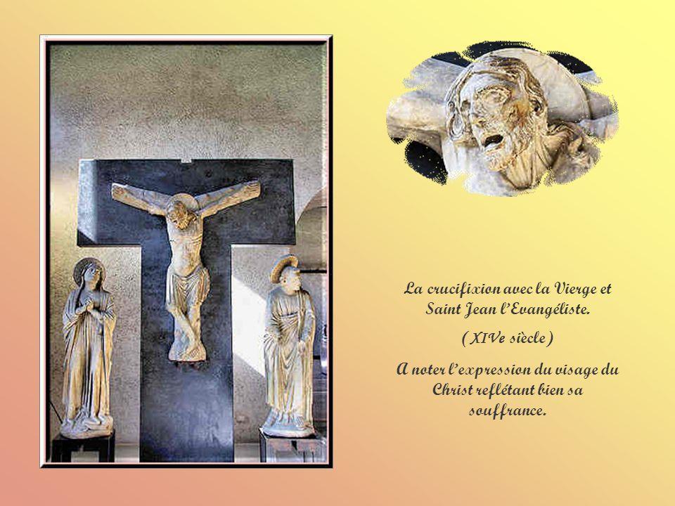 Sainte Marthe Sculptures dartistes véronais du XIVe siècle.