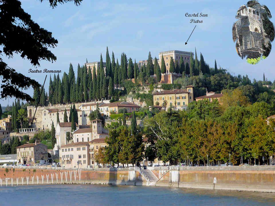 Larc des Gavi, 1 er siècle ap.J.C. Larc a été reconstitué en 1930.