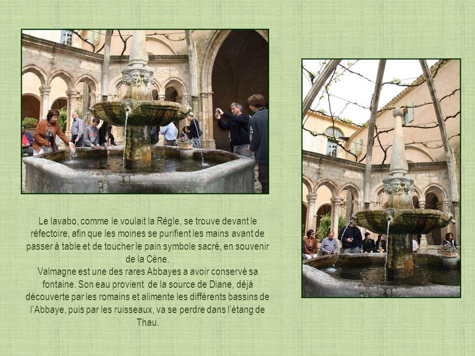 La fontaine lavabo