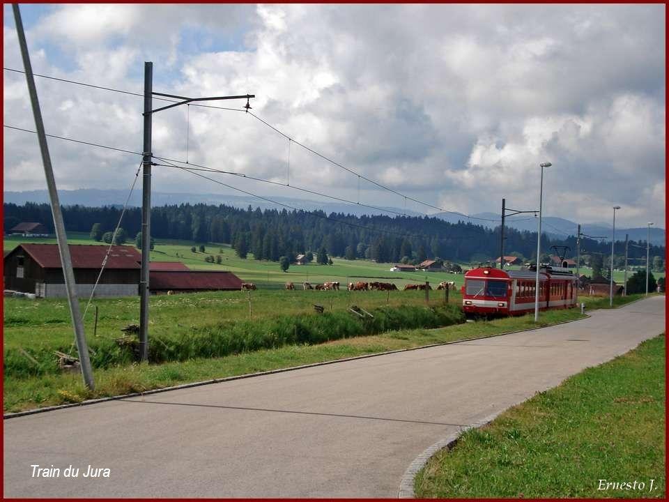 St-Ursanne (Jura suisse) Bienvenue à