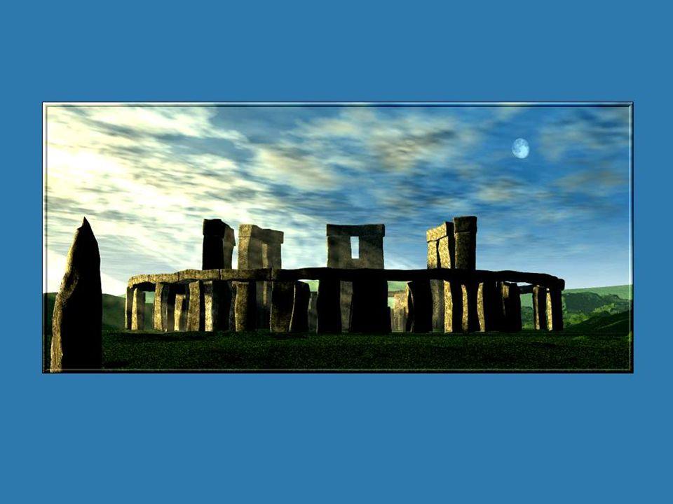 Cest le chercheur John Aubray, au 17ème siècle, puis William Stukeley, au 18ème, qui ont imaginé Stonehenge comme un temple druidique.