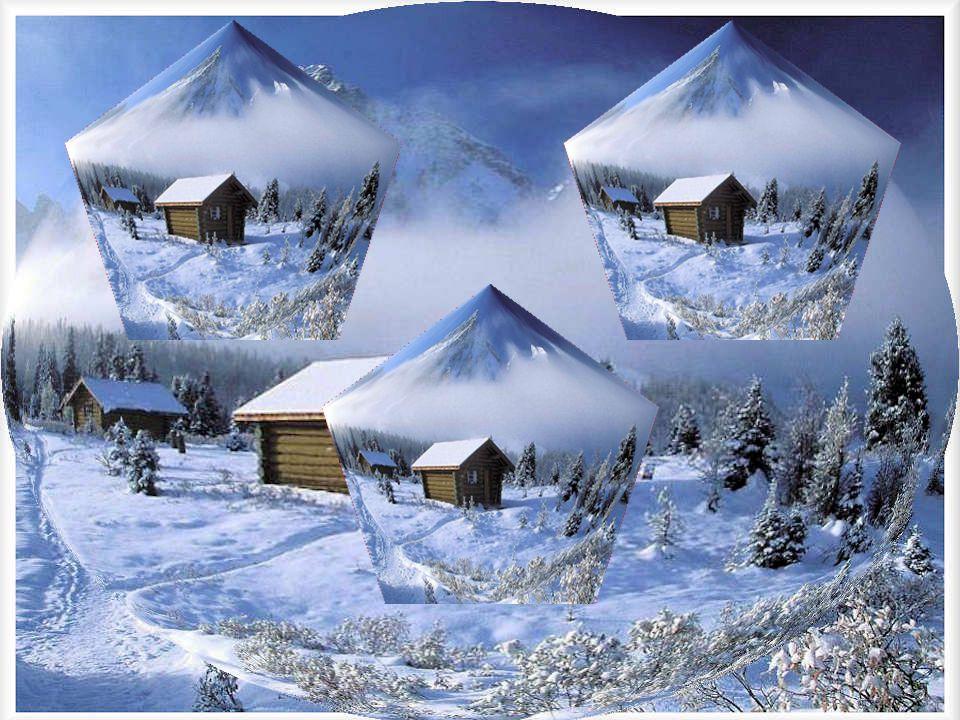 Les bois et futaies qui ressemblent à une palette de peintre Lhiver et sa froidure, son blanc manteau qui couvre toits et sols, Mais, me direz-vous, la vie ce nest pas que ça .