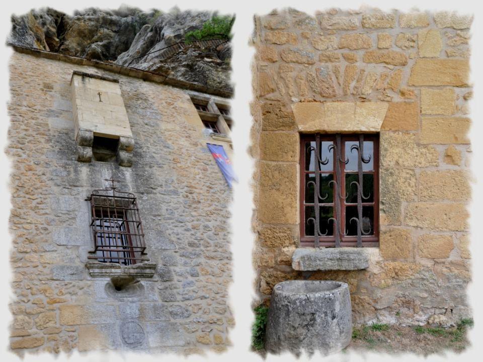 Louverture des fenêtres dates du début du 16 ième siècle.