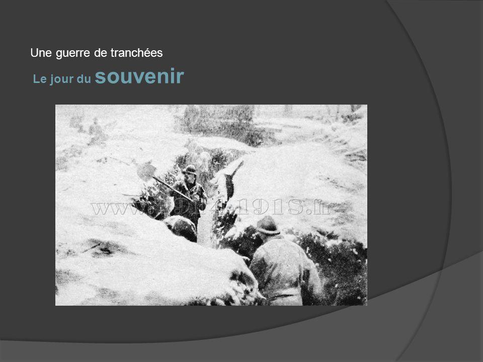 Le jour du souvenir Les pertes furent énormes La Première Guerre mondiale marque une catastrophe sans précédent dans lhistoire de lEurope et du monde.