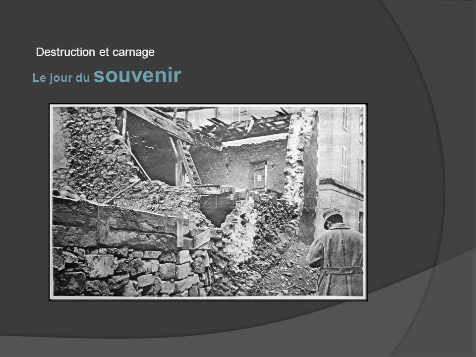 Le jour du souvenir La Russie se joint à la France La Première Guerre mondiale, à laquelle la Russie tsariste participe aux côtés de la France et du Royaume-Uni, prépare le terrain aux deux révolutions de 1917 (février et octobre).
