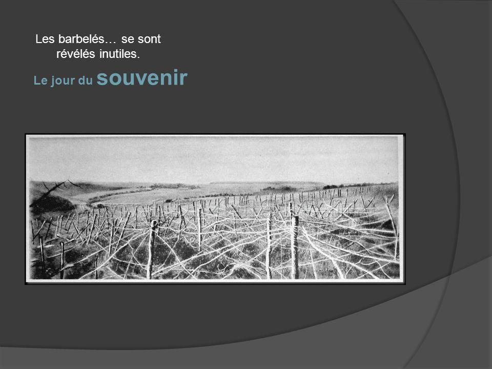 Le jour du souvenir Dans lenfer de Verdun Pendant 10 mois, de février à décembre 1916, larmée allemande attaque sans relâche Verdun.