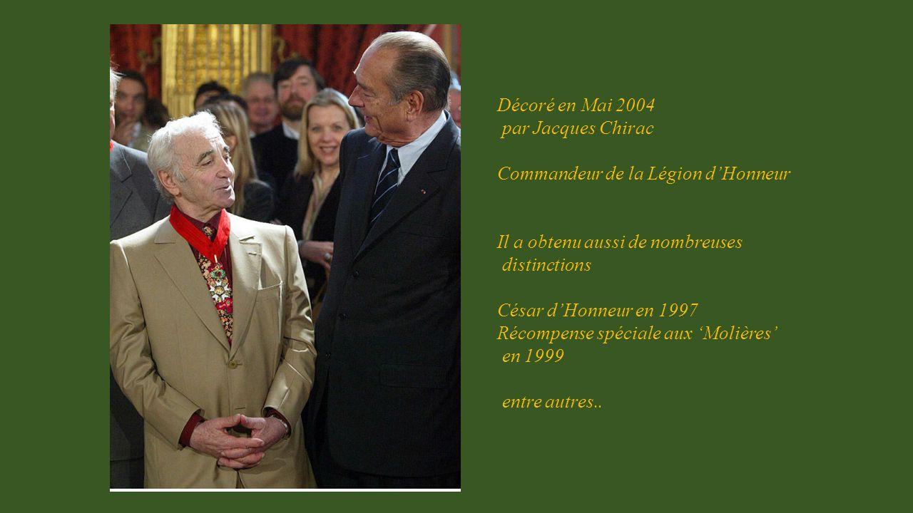 Au Musée Grévin depuis le 15 Mars 2004