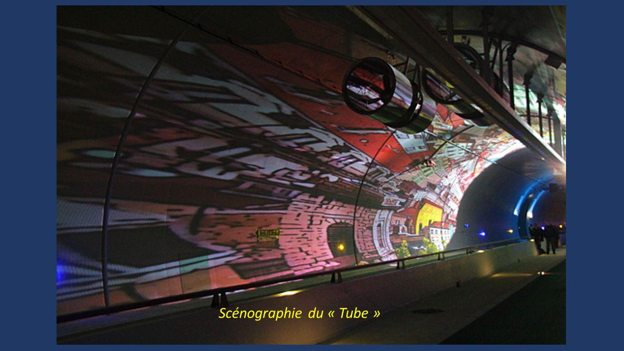 Le « Tube » Tunnel de la Croix Rousse