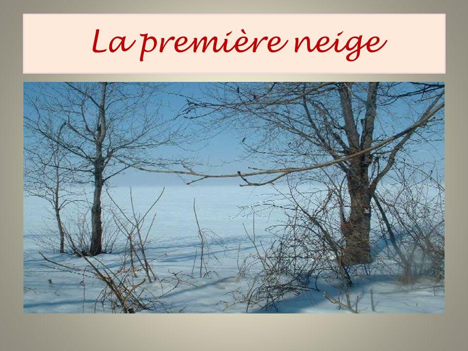 Photos exclusives de Pierrette Beaulieu Tombe la neige de Salvatore Adamo