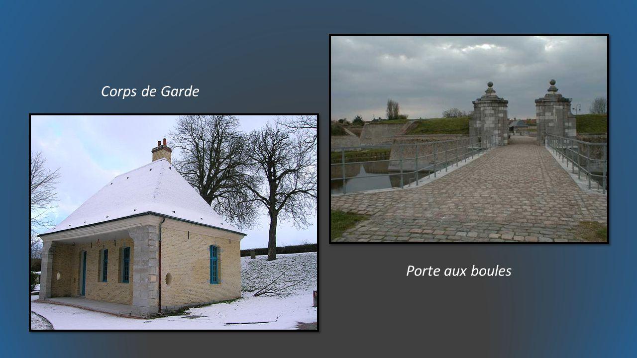 Remparts du Fort Vauban